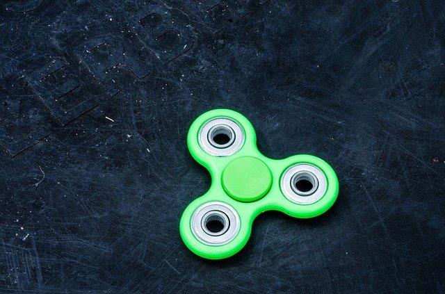rotační hračka