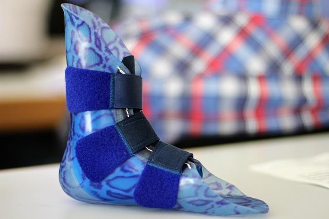 protetické chodidlo