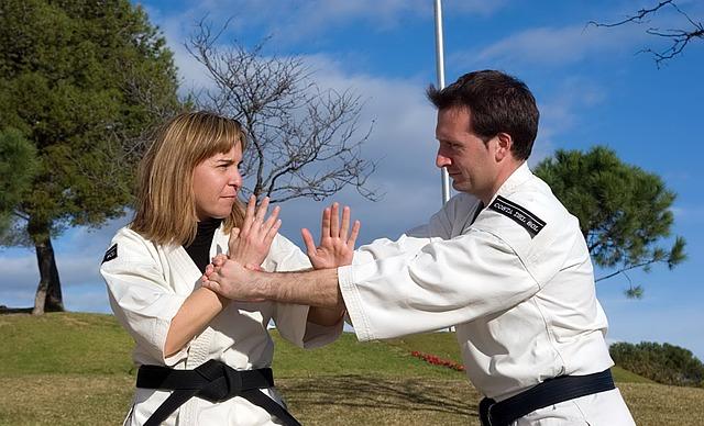bojové cvičení