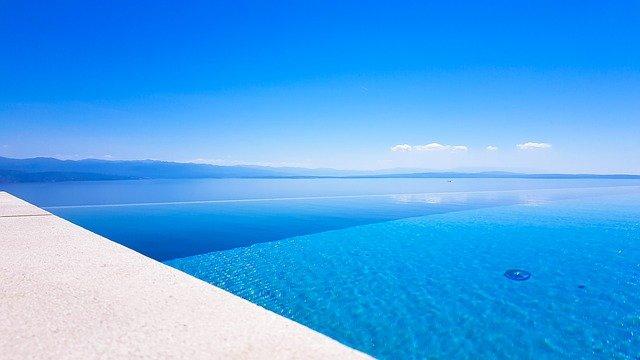 nebeská modř