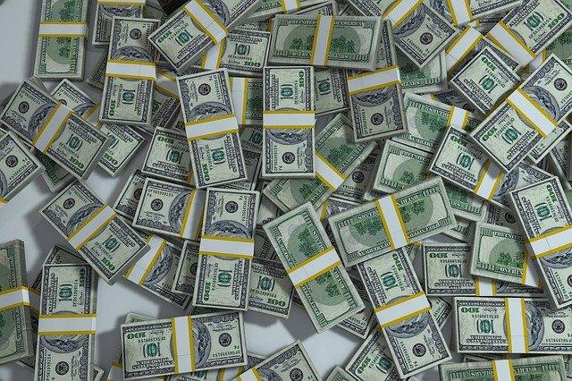 balíčky dolarovek
