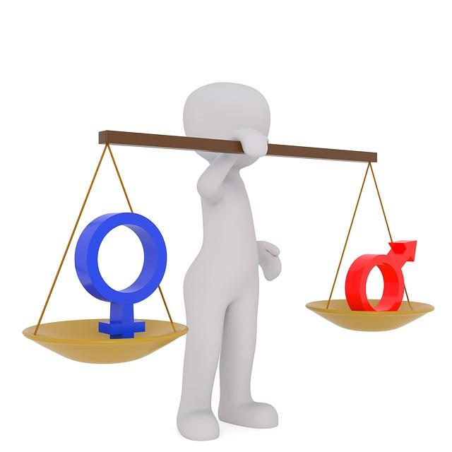 porovnávání pohlaví