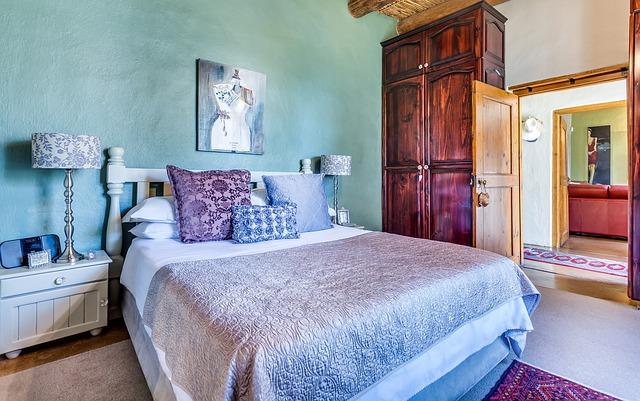 starší ložnice