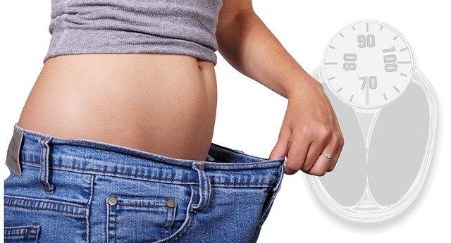 Štíhlá postava díky dietě